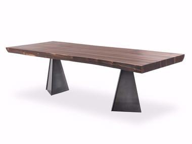 Rectangular dining table WOODSTOCK