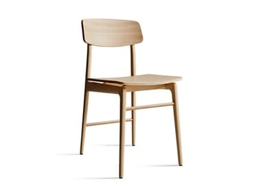 Wooden chair WOODY | Chair