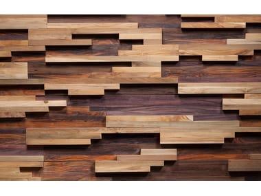 Wandverkleidung Holz 3d wandverkleidungen aus holz archiproducts