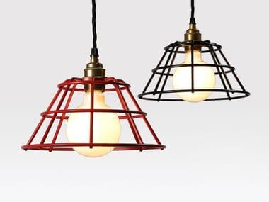 Steel pendant lamp WORK NAKED | Pendant lamp