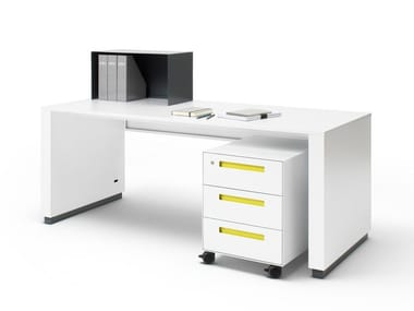 Steel office desk WORK | Office desk