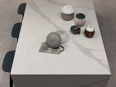 Revestimiento para muebles de gres porcelánico WORKTOPS