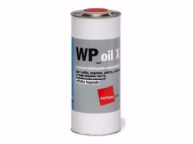 Idro-oleorepellente antimacchia effetto bagnato WP_oil X