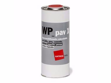 Idrorepellente effetto bagnato per pavimenti WP_pav X