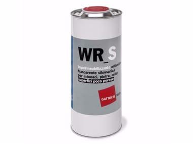 Impermeabilizzante idrorepellente silossanico trasparente WR_S