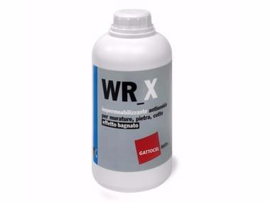 Impermeabilizzante effetto bagnato per murature WR_X