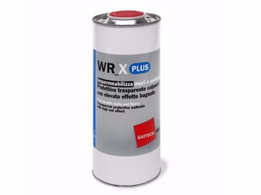 Protettivo trasparente calpestabile con effetto bagnato WR_X PLUS