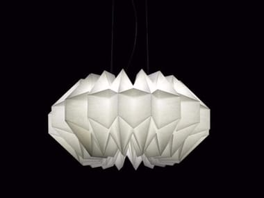 LED paper pendant lamp WUNI