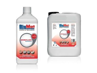 Microemulsione in acqua di oligomeri silano/silossanici Idrorepellente traspirante