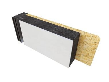 Spallette termiche Spalletta per finestre