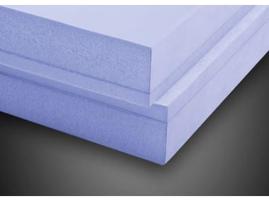 XPS thermal insulation panel X-FOAM®