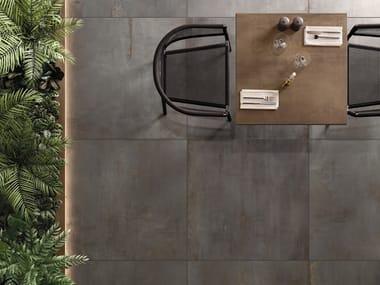 Porcelain stoneware outdoor floor tiles X20