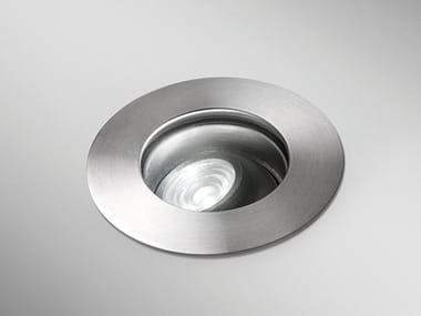 Lampada ad immersione a LED in acciaio inox per fontane XENO F