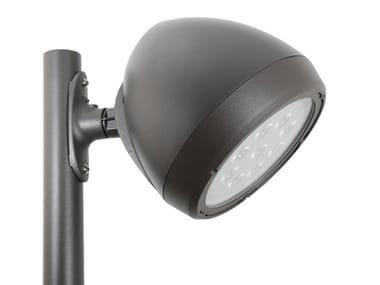 Lampione stradale a LED in alluminio XEON
