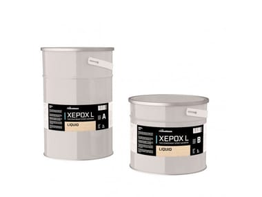 Adesivo epossidico bicomponente XEPOX L - LIQUID