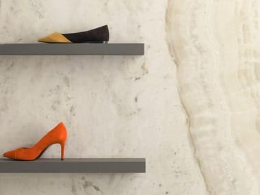 Revestimiento de pared/suelo de gres porcelánico imitación mármol XLIGHT ONYX JADE