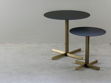 Mesa de centro / mesa-de-cabeceira XO BRASS
