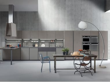 Cucine in vetro acidato | Archiproducts