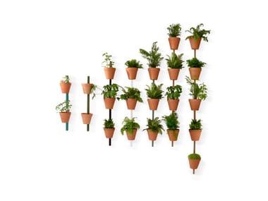 Oak plant pot XPOT