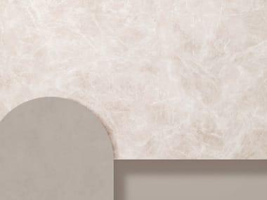 Porcelain stoneware kitchen worktop XTONE ARS BEIGE