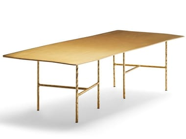 Rectangular steel coffee table XXX   Rectangular coffee table