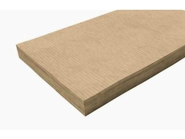 Mineral fibre Sound insulation and sound absorbing panel in mineral fibre Y-ACUBOARD