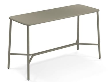 Aluminium high table YARD | Aluminium table