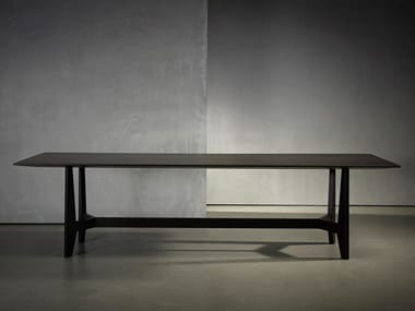 Rectangular dining table YKE | Rectangular table