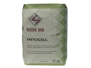 Thermal insulating mortar and plaster YNTOCELL