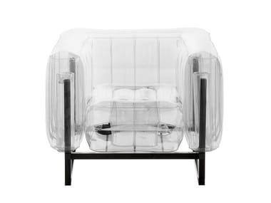 Inflatable Thermoplastic polyurethane armchair YOMI EKO | Armchair
