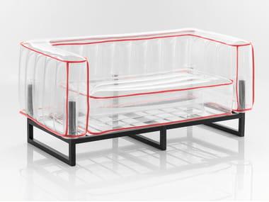 Sofá inflável de poliuretano termoplástico YOMI STYLE | Sofá