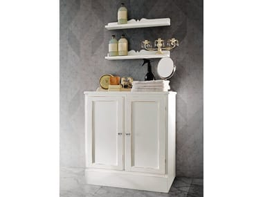 Laundry room cabinet for washing machine YORK 88