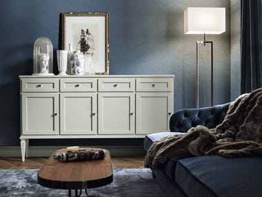 Sideboard with doors YORK 25