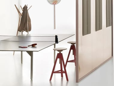 Rectangular Ping pong table YOU-ECO | Ping pong table