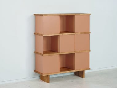 Highboard YU SIDEBOARD 3x3
