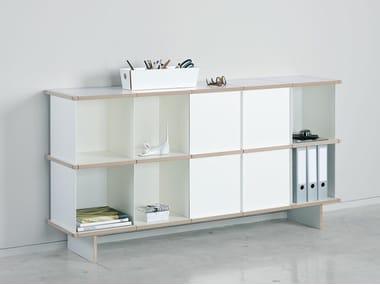 Madia / mobile ufficio YU SIDEBOARD 5x2