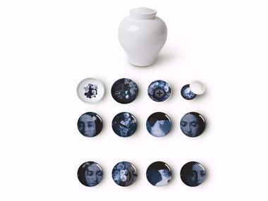 Melamine plates set YUAN