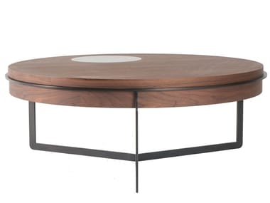 Round wooden coffee table YUANRONG | Coffee table