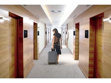 Building automation system for hotel Your Light