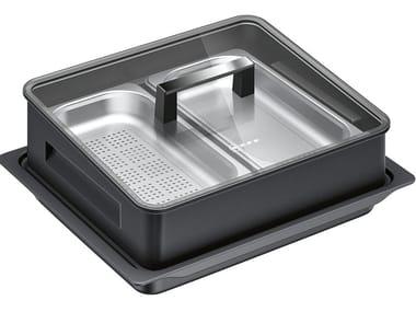Accesorio para cocción al vapor Z19DD10X0 | Vaporera