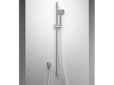 Stainless steel shower wallbar with hand shower Z316 | Shower wallbar with hand shower