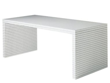 Honeycomb writing desk ZANOTTA - QUADERNA 2830