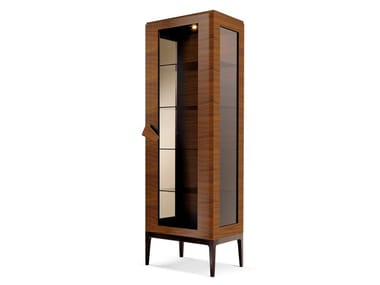 Display cabinet with integrated lighting ZARAFA - 701703 | Display cabinet