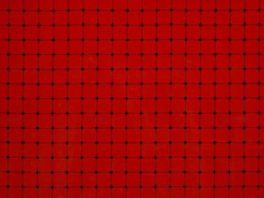 Check velvet fabric with graphic pattern JEAN PAUL GAULTIER - ZEN