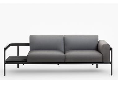 2 seater fabric sofa ZENIT | Sofa