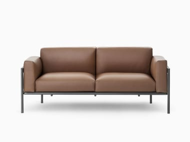 2 seater fabric sofa ZENIT | Sofa