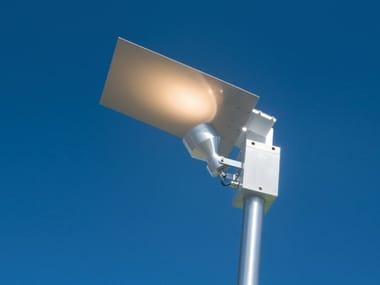 Metal halide street lamp ZENON FL1