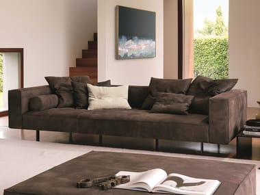 Sofa with removable cover ZEROCENTO | Sofa