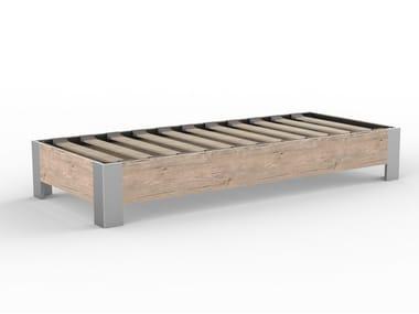 Single bed ZEUS GL 01