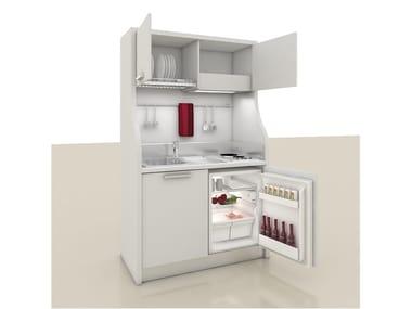 Mini cozinha de madeira ZEUS K147